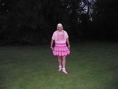 me in my strawberry shortcake skirt (samantha rebecca) Tags: strawberryshortcake sissylittlegirl adultlittlegirl ab alg lg adultbaby adultsissylittlegirl