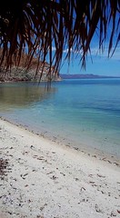 The Paradise has a color and it's blue  (Carolina.Chang21) Tags: landscape bay shadesofblue justblue paradise blueparadise