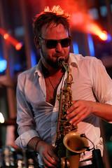 Max the Sax (mattrkeyworth) Tags: knoll saxophonist weingutamstein hoffestamstein maxthesax sonya7rii ilce7r2