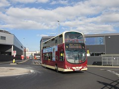 East Yorkshire 754 YX09BKL Hull Interchange on 105 (1280x960) (dearingbuspix) Tags: eastyorkshire eyms 754 yx09bkl