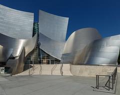 WDCH #2 (blueslk) Tags: modern california urban waltdisneyconcerthall art losangeles city cityscape frankgehry architecture gehry unitedstates us building