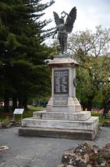 DSC_5261 World War I memorial, Murray Street & Penrice Road, Angaston, South Australia (johnjennings995) Tags: statue memorial australia worldwari southaustralia angaston