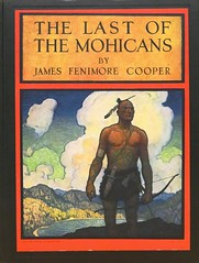 """""""The Last of the Mohicans"""" by James Fenimore Cooper. NY: Scribner's, 1919. Illustrated by N. C. Wyeth. First edition (lhboudreau) Tags: book books hardcover hardcovers hardcoverbook hardcoverbooks vintagebook vintagebooks classicbook classicbooks classicnovel classicstory art artist illustrator illustrated illustration illustrations drawing drawings illustratedbook illustratedbooks illustratedclassics bookart bookcover coverart bookcoverart frontcover pastedown wyeth ncwyeth 1919 illustratedclassic vintageillustration vintageillustrations classicillustrator classicillustrations vintagebookillustrations vintagebookillustration lastofthemohicans mohicans thelastofthemohicans cooper jamesfenimorecooper fenimore uncas frenchandindianwar 1757 nattybumppo hawkeye munro colonelmunro alicemunro coramunro chingachgook americanindian americanindians nativeamerican nativeamericans indians indian charlesscribnerssons scribners charlesscribners firstedition"""