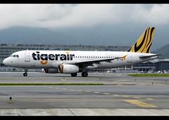 Airbus | A320-232 | Tigerair | 9V-TAM | Hong Kong | HKG | VHHH (Christian Junker | Photography) Tags: nikon nikkor d800 d800e dslr 70200mm plane aircraft airbus a320232 a320200 a320 tr tigerair tgw gocat tr2063 tgw2063 gocat2063 9vtam narrowbody taxiing departure takeoff 25l airline airport aviation planespotting 4181 hongkonginternationalairport cheklapkok vhhh hkg clk hkia hongkong sar china asia airside tarmac lantau christianjunker aa aahk airportauthority flickrtravelaward flickraward zensational wwwairlinersnet worldtrekker superflickers hongkongphotos lowcostcarrier lcc