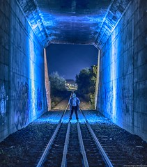 Andr (yannick_gagnon) Tags: light lightpainting nuit night nights longexposure longueexposition