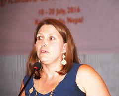 Speaker Kenda Cunningham by