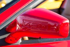 F430 (Ferrari) (Alejandro Ortiz III) Tags: 60d alejandroortiziii alex alexortiz allrightsreserved autojournalism brooklyn canon canoneos copyright2016 copyright2016alejandroortiziii digital eos exotic exoticcars f430 ferrari lightroom lightroom3 newjersey newyork newyorkcity rahway shbnggrth sidemirror