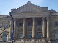 Mercer County Courthouse, April 16,2016 (rustyrust1996) Tags: mercercounty trenton newjersey courthouse 1903
