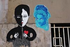 Fred le Chevalier + Paddy_7232 cit Griset Paris 11 (meuh1246) Tags: fredlechevalier paddy citgriset paris11 streetart paris