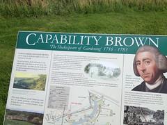 Capability Brown, the Shakespeare of Gardening (Pim Stouten) Tags: jag jaguar xj xj6 insignia roadtrip xj40 dunkeld