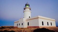 Cap de Cavalleria lighthouse (edlondon27) Tags: menorca forestfire spain europe balearics