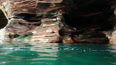 "In a New Light: Apostle Islands - Jourdyn, 15 - ""Water Splashing Against My Cheek"""