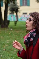 fffffffh... (Vincenzo Elviretti) Tags: soffio fiore ritratto flower blow palestrina portrait nikon3300