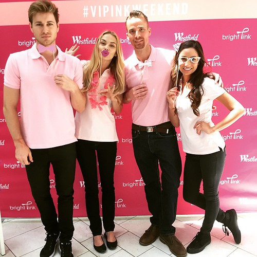 Fun day helping raise money for a great cause! #vipinkweekend #brightpink #awareness #staffing #models #charity #events #eventlife #cancersucks #200ProofLA #200Proof 💕