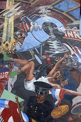 The Battle of Cable Street (richardr) Tags: uk greatbritain england london english modern mural europe european unitedkingdom britain hitler british fascism 20thcentury europeanunion eastlondon shadwell twentiethcentury thebattleofcablestreet