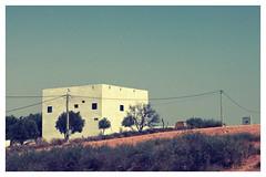 AROUND OUALIDIA (KICKMYPAN II) Tags: road sea mer house landscape village desert route morocco maroc paysage maison oualidia