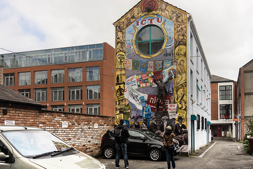 Street Art In Belfast [May 2015]-104624