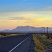 On the Road to Guadalupe Mountains
