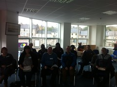 Community Members attending Committee Skills Training February 2015