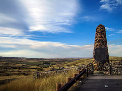 Fort Phil Kearny (alsimages1 - Thank you for 860.000 PAGE VIEWS) Tags: infantry fort massacre historic troopers 2nd soldiers wyoming cavalry outpost siox