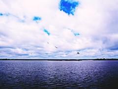 Magic (aulbarnes08) Tags: lake rain birds clouds fun outdoors fly san texas wildlife serene angelo storms tranquil soar nasworthy