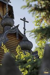 19. Patron Saint's day at All Saints Skete / Престольный праздник во Всехсвятском скиту