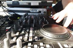 DJ Buttons (josbert.lonnee) Tags: music festival dj hand buttons knoppen djbuttons djknoppen