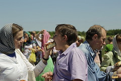 101. Patron Saint's day at All Saints Skete / Престольный праздник во Всехсвятском скиту
