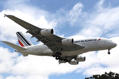 Air France (So Cal Metro) Tags: plane airplane la losangeles airport aircraft aviation jet airline airbus a380 lax jumbojet airliner airfrance 388 a388 fhpjb