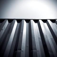 0035 1-Audio (Ovais M) Tags: blackandwhite bw white abstract black architecture buildings photography dubai uae structure minimal rak bnw citywalk iphone jbr dubaimall festivalcity iphone6s mydubai