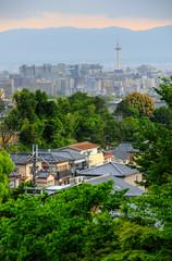 Kyoto Skyline, Japan (ap0013) Tags: kyoto japan city skyline skyscraper tower kyotojapan kiyomizudera cityscape