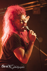 Dallas-Frasca (David K photographie) Tags: france rock australia scream singer redhair montbeliard davidk livepics rockphotographer dallasfrasca atelierdesmoles