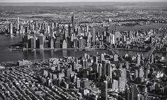 from brooklyn (Dejan71) Tags: manhatten brooklyn bw east river hudson bridge monochrome new york