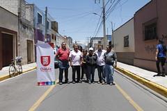 10 Poniente entre 5 de mayo y 3 norte (6) (Gobierno de Cholula) Tags: luisalbertoarriaga calles sanpedrocholulapuebla 2 y 10 poniente