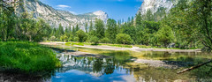 Sierras (Riddhish Chakraborty) Tags: sierranevada mountain yosemite valley elcapitan cathedralrock nationalpark reflection merced nature outdoors photography park outdoor serene water