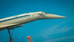 Sinsheim Technik Museum (Germany) (S_Jet) Tags: museum germany deutschland aircraft technik tags airliner supersonic tupolev aeroflot  sinsheim  tu144    77112