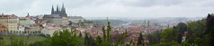 Prague Panorama (m_artijn) Tags: city panorama rain grey prague cathedral upper vasska