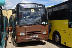 F374 MUT (markkirk85) Tags: decker bus buses yaxley dennis javelin plaxton paramount new wray harrogate 61989 f374 mut f374mut