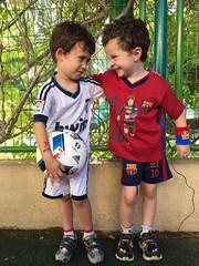 IMG_8271 (Dan_lazar) Tags: barcelona friends israel football cloths  yoav gan herzlia  classico    lazar almog