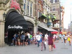Fear is a funnything (streamer020nl) Tags: amsterdam 2016 260716 holland nederland paysbas niederlande netherlands centrum citycentre dungeon rokin fear