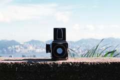 () Tags: contax rts carl zeiss 50mm f14 planar t fujifilm 100  slr bokeh filmphotography cameraporn