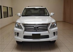 Lexus - LX 570 - 2014  (saudi-top-cars) Tags: