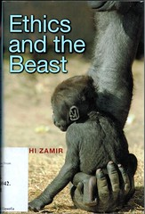 Tzachi Zamir, Ethics and the beast (bibliofilosofiamilano) Tags: animali etica