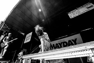 16.07.16 - Mayday Parade - Vans Warped Tour Columbia // Shot by Jake Lahah
