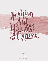 My Artwork for NewChic VN (Freelance Photographer/ Designer) Tags: quote art artwork script fashion canvas paint thick acrylic pink red baby new chic vietnam vietnamese quotes concept beige cute pallete pastel