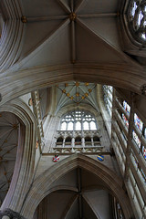 York Minster (DncnH) Tags: yorkminster york cathedral minster medieval architecture nave
