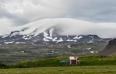 Duvet Clouds (katrin glaesmann) Tags: island iceland unterwegsmiticelandtours photographyholidaywithicelandtours snfellsnes mountains clouds