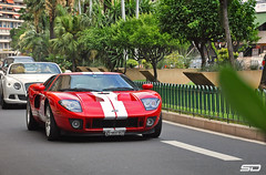 Exotic (Franck Bailloeuil Photographie) Tags: performance d90 nikon gt ford american v8