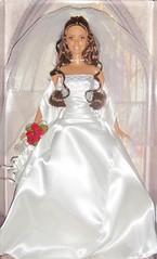 2004 David's Bridal Eternal Barbie (Hispanic) (2) (Paul BarbieTemptation) Tags: 2004 silver label davids bridal eternal barbie hispanic