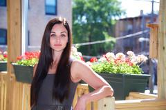 Kristina - III (FerencSeitz) Tags: kristina ferencseitzphotography nikon nikor d800e outdoors chicago model colorefexpro